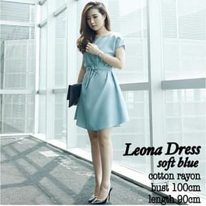 Baju Mini Dress Pendek Wanita Simple Model Terbaru