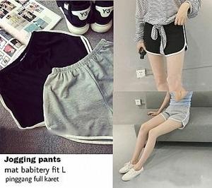 Celana Pendek Hotpants Jogging Wanita Model Terbaru