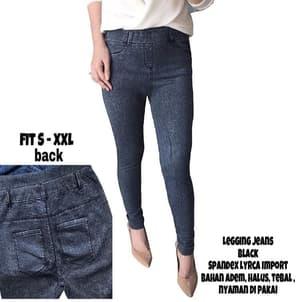 Model Celana Panjang Legging Wanita Terbaru & Murah