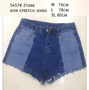 Model Celana Pendek Hotpants Wanita Warna Kombinasi