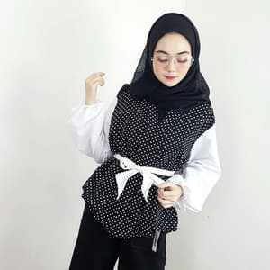 Baju Atasan Remaja Model Terbaru Lengan Panjang