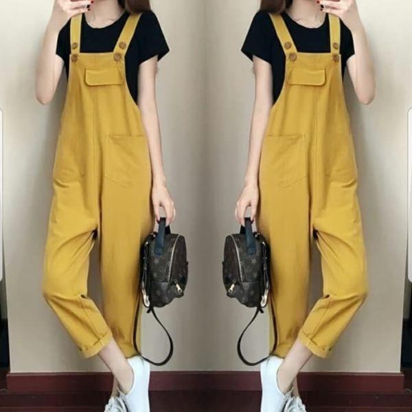 Baju Jumpsuit Celana Kodok Wanita Model Terbaru