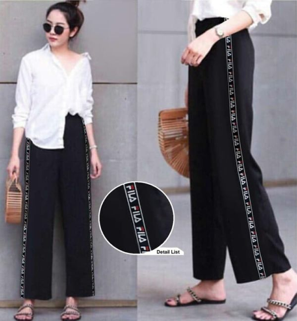 Celana Kulot Panjang Wanita Model Terbaru Modern