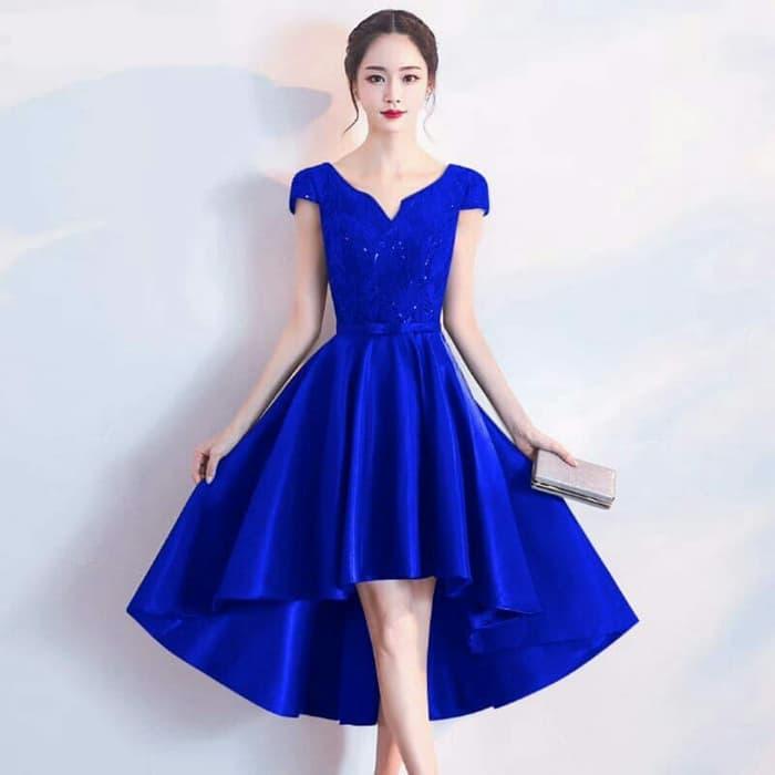 Model Baju Mini Dress Pendek Gaun Pesta Terbaru Ryn Fashion
