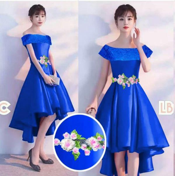 Baju Dress Pendek Cantik dan Simple Untuk Pesta