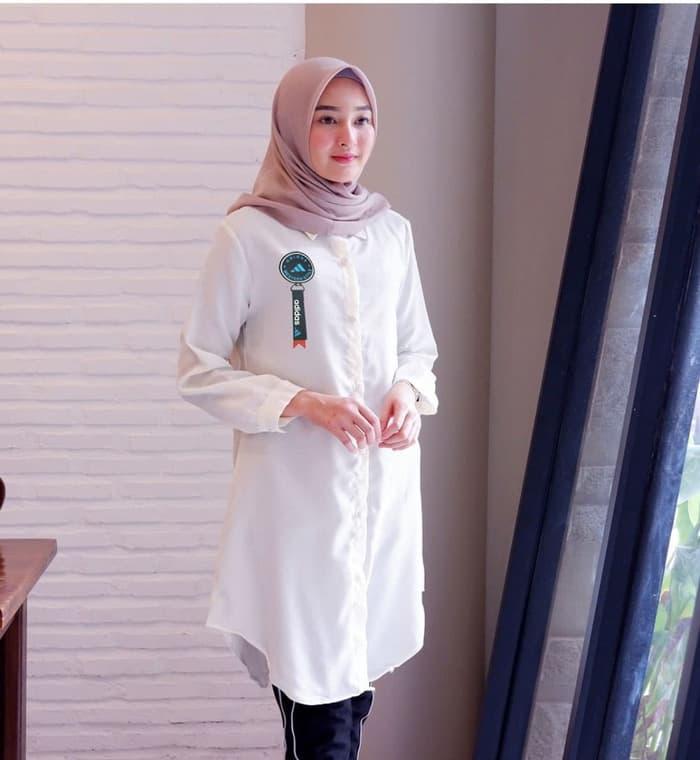 Model Baju Tunik Lengan Panjang Remaja Kekinian | RYN Fashion