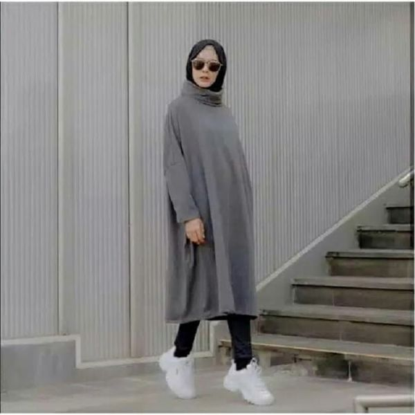 Model Baju Tunik Atasan Wanita Remaja Terbaru