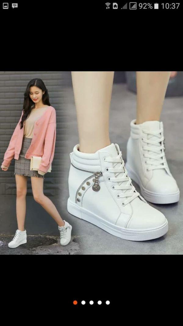 Model Sepatu Boots Wanita Terbaru Desain Modern