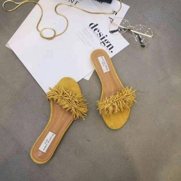 Sandal Cendol Teplek Wanita Unik Model Terbaru