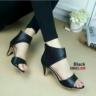 Sandal High Heels Laser Cantik Model Terbaru