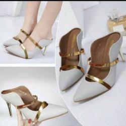 Sandal High Heels Pesta Cantik Model Terbaru