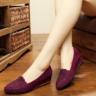 Sepatu Pantofel Wedges Wanita Cantik Modern