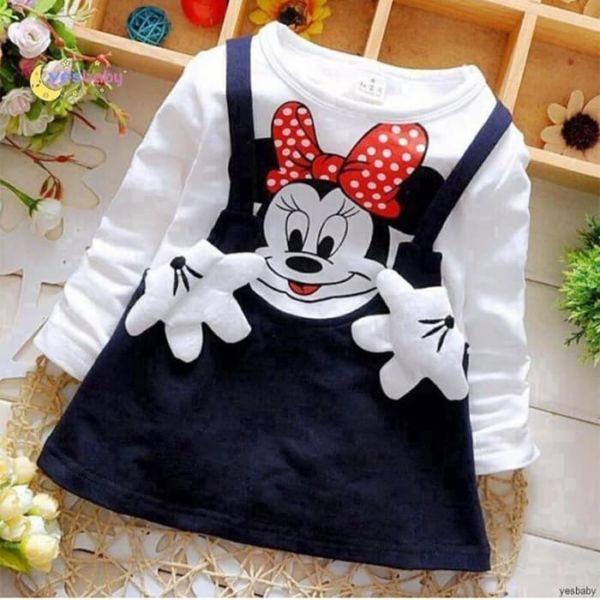 Baju Setelan Jumpsuit Overall Anak Perempuan Cantik