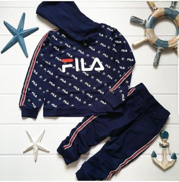 Setelan Sweater dan Celana Panjang Anak Cowok