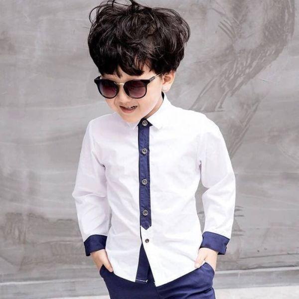 Baju Kemeja Hem Anak Laki-laki Keren Murah