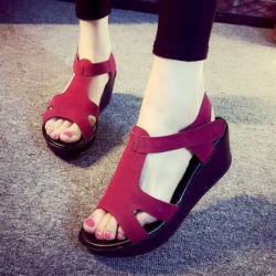 Sepatu Sandal Wedges Remaja Model Terbaru