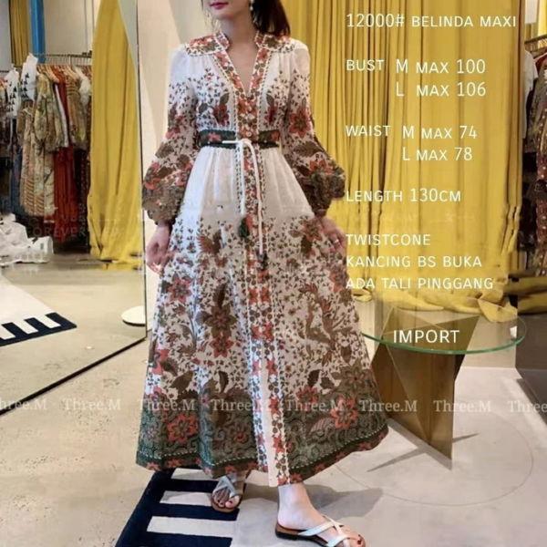 Baju Dress Import Dress Bangkok Harga Murah