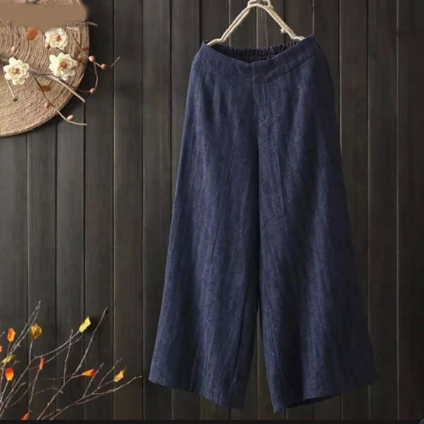 Celana Kulot Panjang Wanita Modern Murah