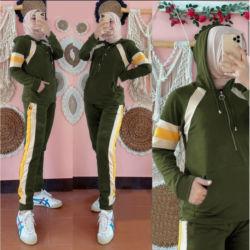 Setelan Baju dan Celana Training Olahraga Wanita