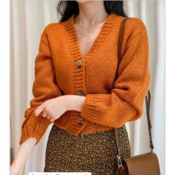 Baju Cardigan Rajut Model Terbaru Harga Murah