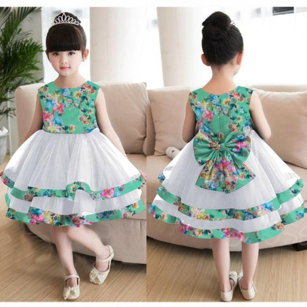Baju Dress Pesta Anak Cantik Model Terbaru