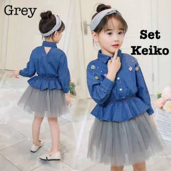 Baju Dress Tutu Anak Perempuan Model Terbaru