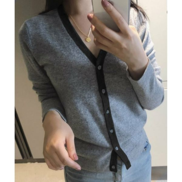 Baju Cardigan Rajut Model Terbaru dan Murah