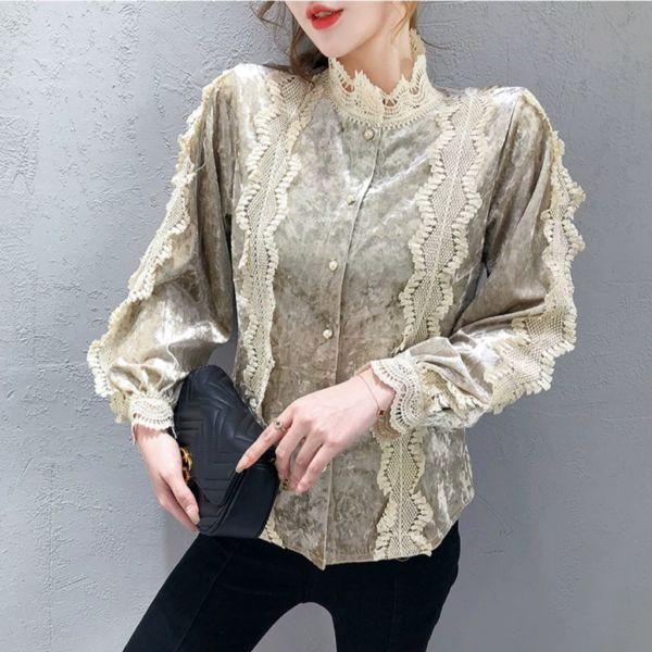 Model Baju Atasan Wanita Blouse Cewek Korean