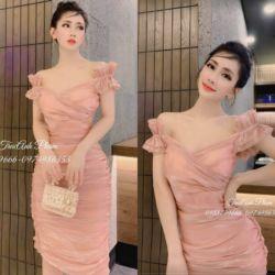 Baju Mini Dress Scuba Cantik Seksi Model Terbaru