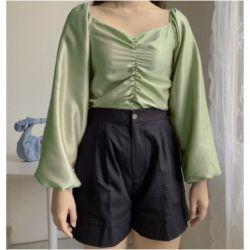 Model Baju Atasan Wanita Korean Top Terbaru