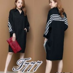 Baju Dress Pendek Oversize Cantik Model Terbaru