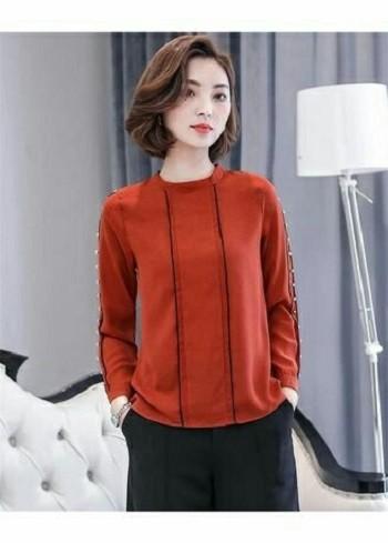 Baju Atasan Wanita Gaya Korea Masa Kini
