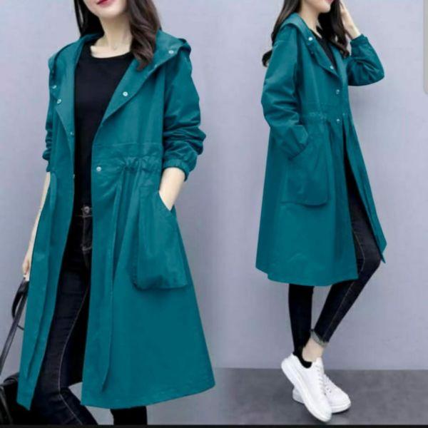 Baju Blazer Panjang Wanita Muslimah Modern