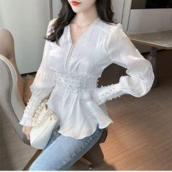 Model Baju Peplum Gaya Korea Zaman Sekarang