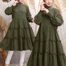 Model Baju Tunik Remaja Modern Masa Kini