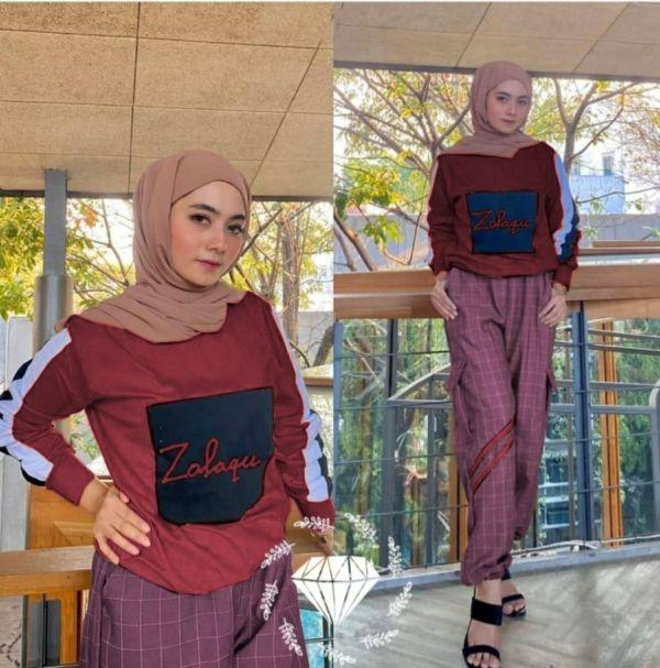 Setelan Baju dan Celana Remaja Jaman Sekarang