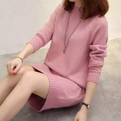 Baju Dress Rajut Remaja Terbaru Masa Kini