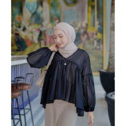 Baju Remaja Lengan Panjang Transparan Terbaru