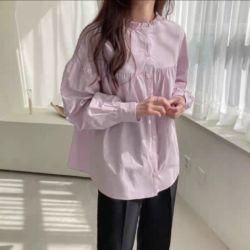 Model Baju Babydoll Jumbo Lengan Panjang Terbaru