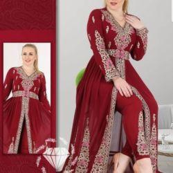 Setelan Baju dan Celana Model India Terbaru