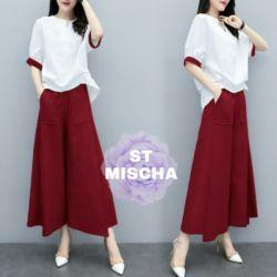 Setelan Baju dan Celana Wanita Model Terbaru