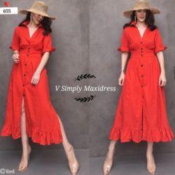 Model Long Dress Maxy Kekinian Trend Terbaru