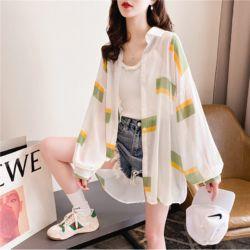 Nara Blouse Model Baju Atasan Wanita Transparan
